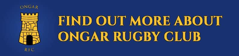 Ongar Rugby CLub