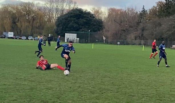 EOFL Division 1:  Old Chelmsfordians 1 v Ongar Town FC 1
