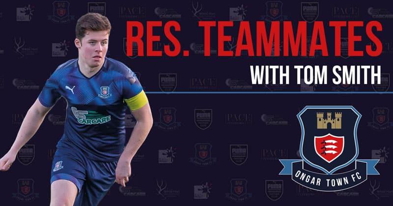 Tom Smith – Reserves Team Mates