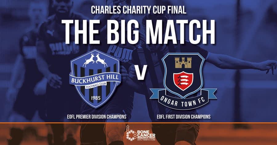 Charles Charity Cup Final Buckhurst Hill V Ongar Town