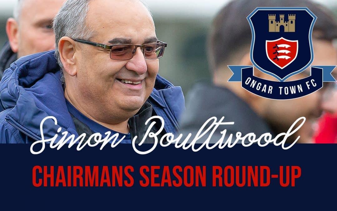 Chairmans Season Round-Up