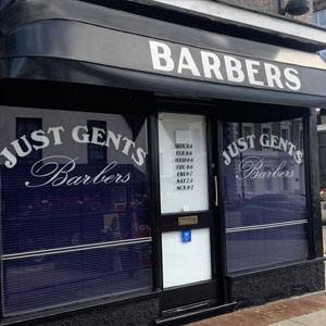 Just Gents Barbers Ongar